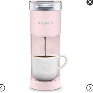 Mini pink Keurig
